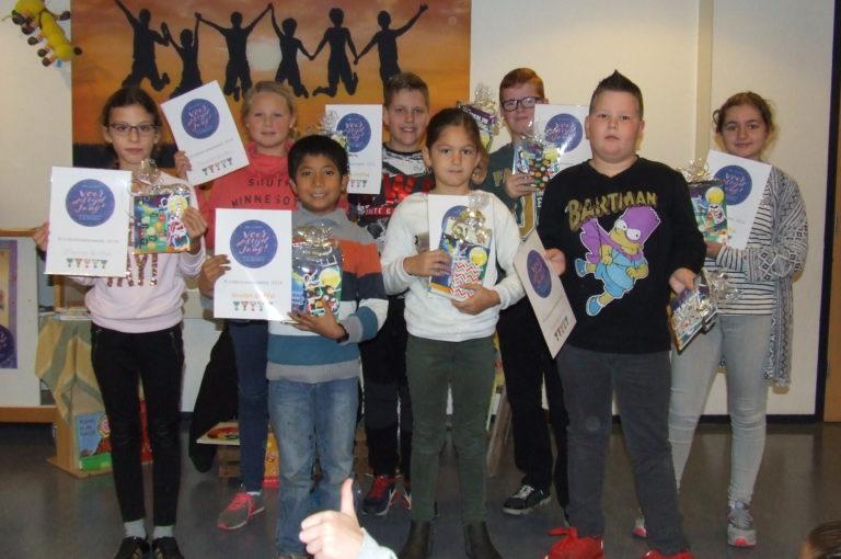 Winnaars Kinderboekenweek